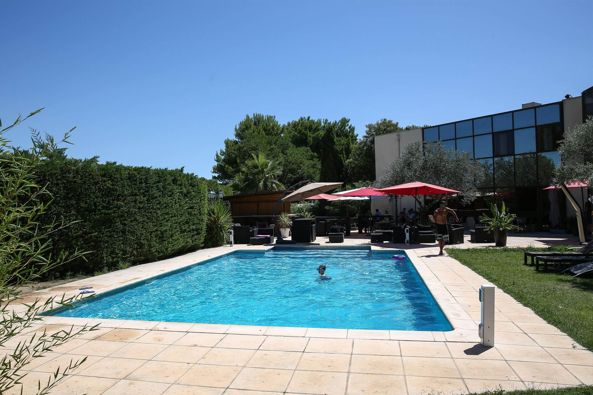 Hotels montpellier airport france for Hotel montpellier avec piscine